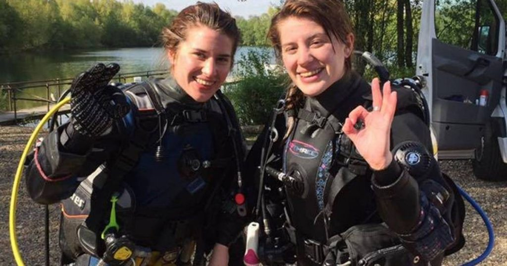 A British woman in a coma after being attacked by a crocodile and her twin sister continued to beat an animal abroad