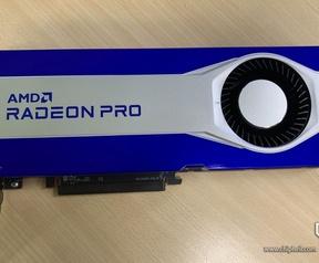 AMD Radeon Pro Navi 21-gpu
