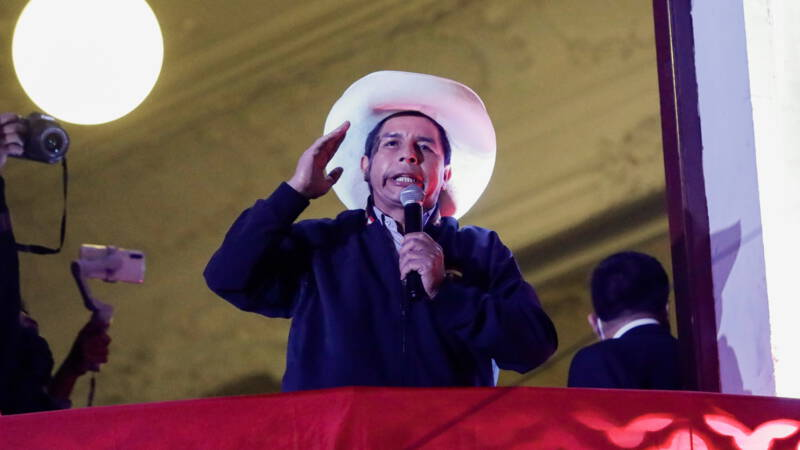 All votes have been counted, but allegations of fraud delay election results in Peru