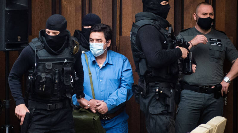 Court overturns acquittal of accused mastermind of killing Slovak journalist