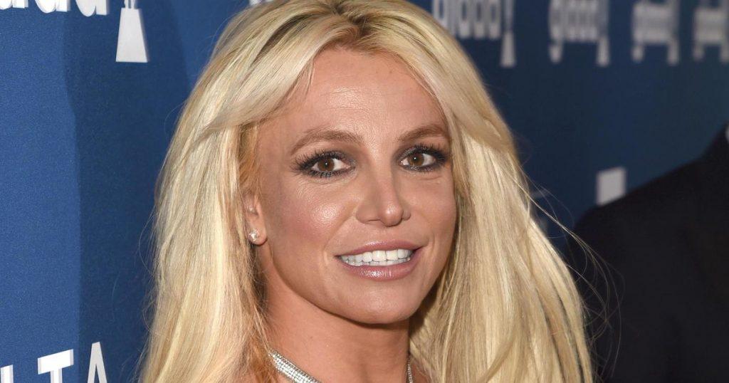 Ex-girlfriend Britney Spears: 'They took it right on her body'    gossip
