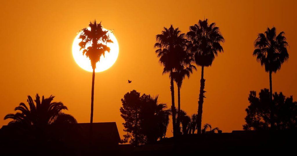 # Extreme weather: the United States is preparing to record new temperatures |  science and planet