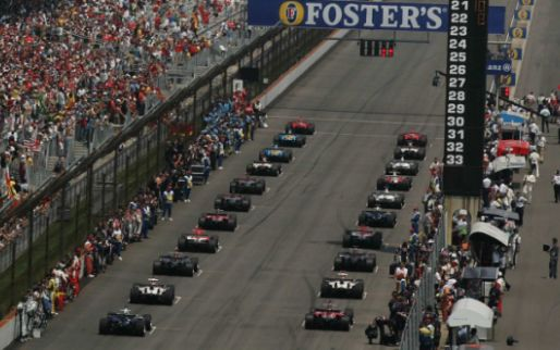 Indianapolis has no candidate for the second Formula 1 race in the United States