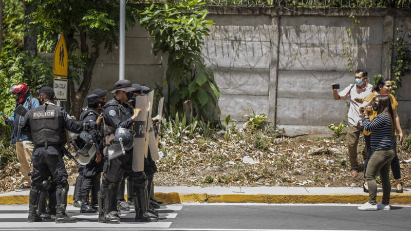 More and more opposition leaders arrested in Nicaragua