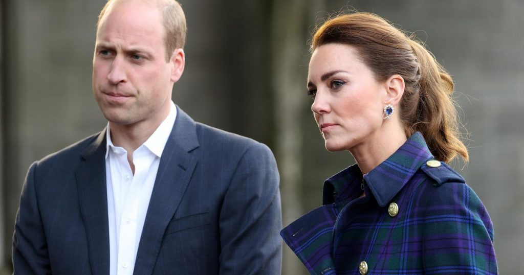 Prince William posted to prevent Scotland from secession: 'must encounter them as residents' |  Royals
