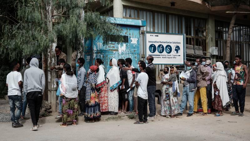 Rebels occupy more territory in Tigray, call truce a 'sick joke'