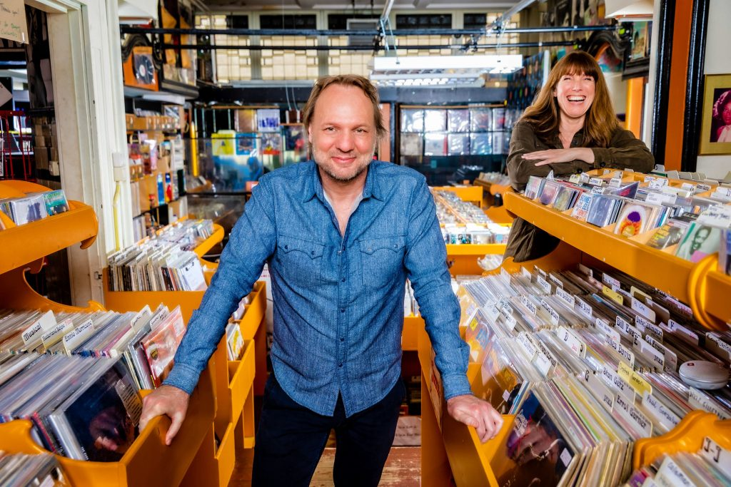 Rob Stenders wants to expand Radio Veronica's range musically: 'More than pop classics'
