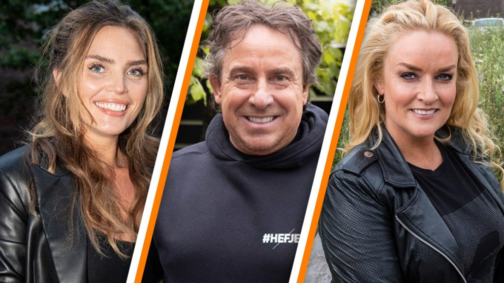 See: Dutch celebrities put dad in the spotlight on Father's Day