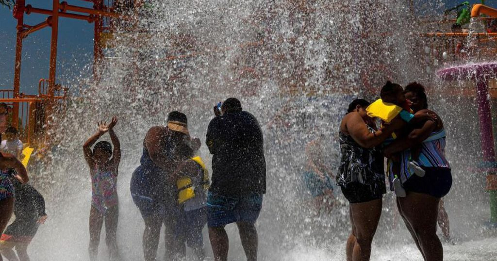 Severe heat wave sweeps the southwestern United States: 'Las Vegas, 45 degrees' |  abroad