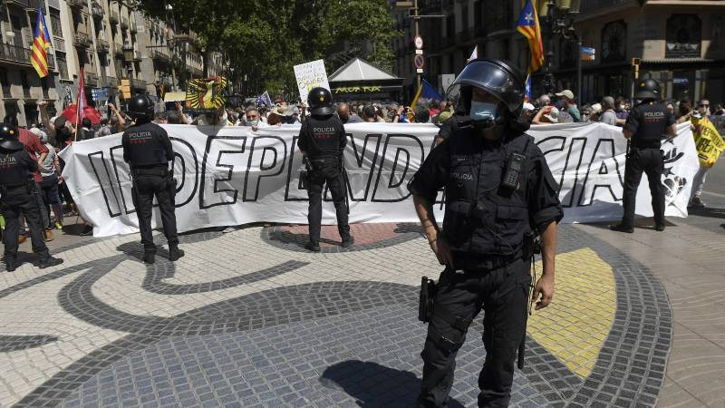"""The Spanish government wants to """"unite"""" and will pardon nine Catalan leaders"""