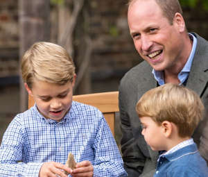 This is how Prince George heard that he is the future king
