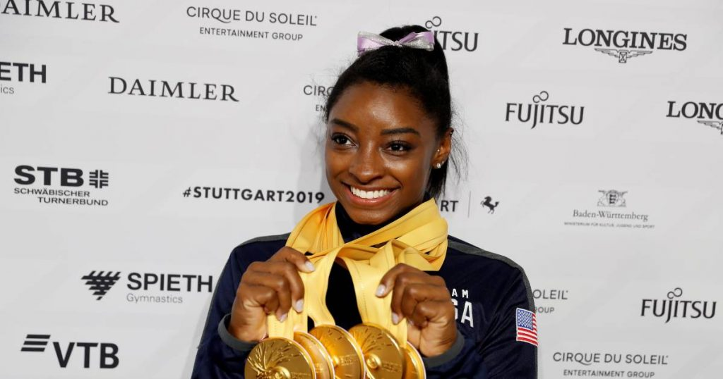 Top gymnast Simone Biles may continue until the 2024 Games |  other sports