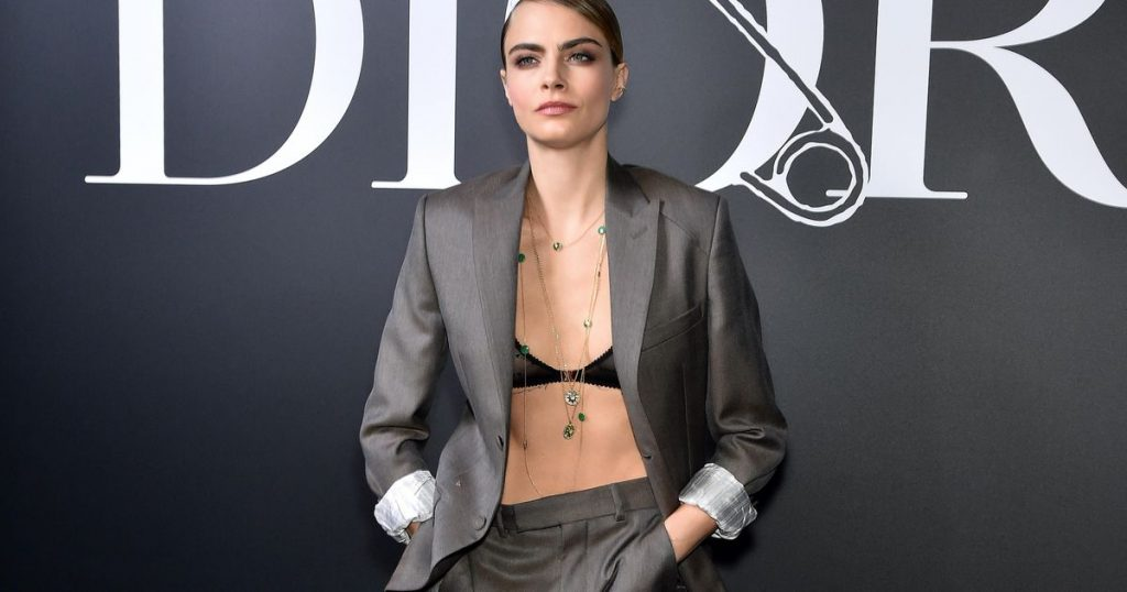 Top model Cara Delevingne considers her breast augmentation surgery |  stars