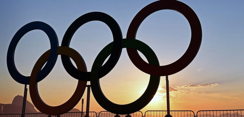 Two cyclists on the refugee team for the Olympic Games