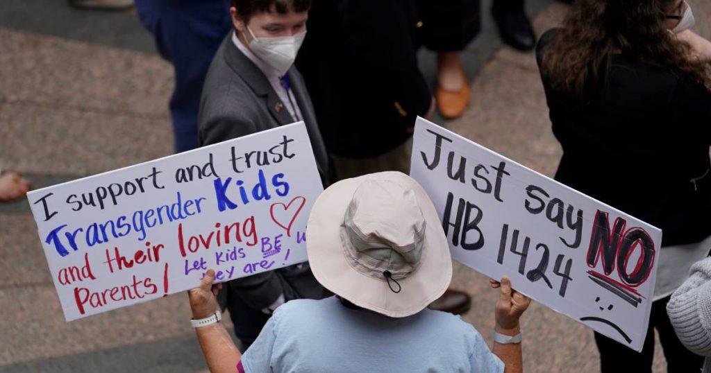 US governors block anti-transgender laws |  abroad