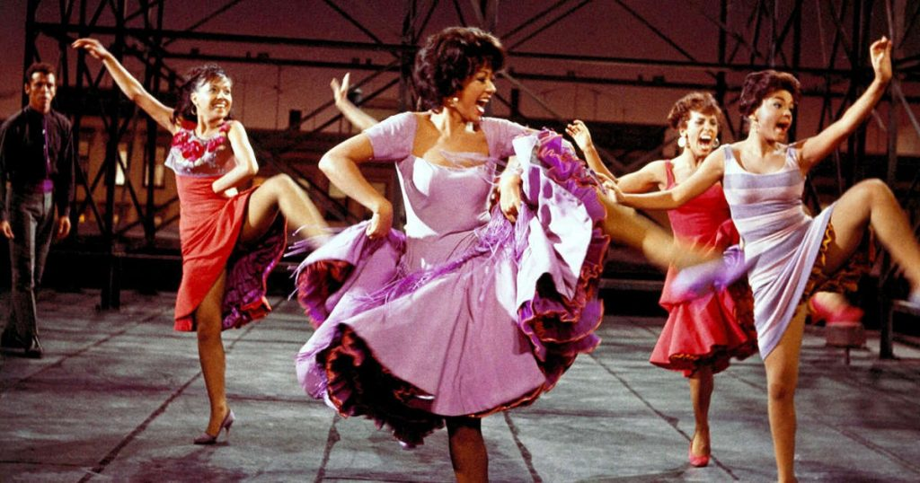 'West Side Story' actress defends 'Into the Heights' musical