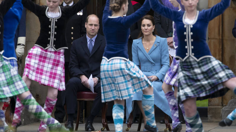 William and Kate must stop the Scottish call for independence