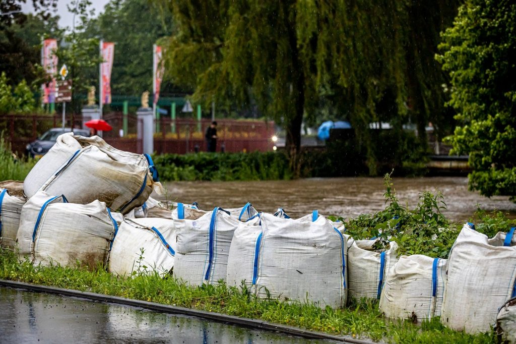 14 times more vulnerable to flooding in Europe - Wel.nl