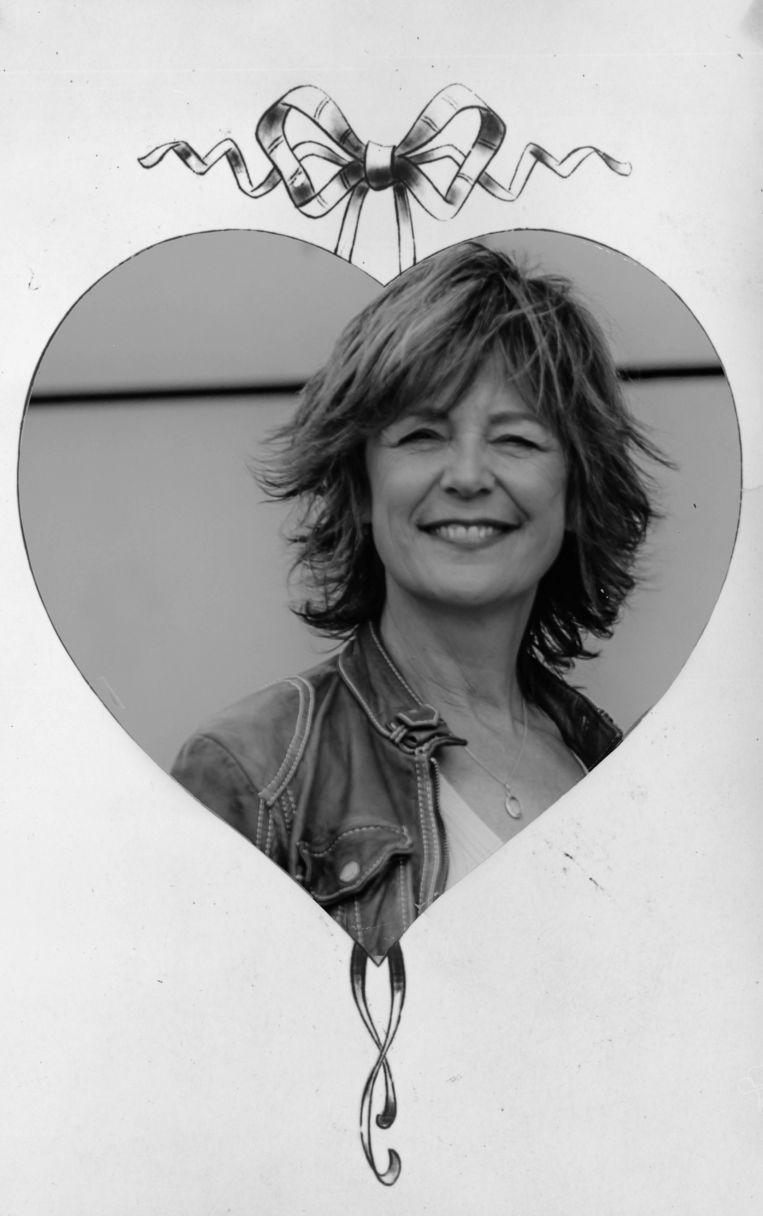 Karen van Es, the new broadcaster for NS.  Image NS / Getty Images