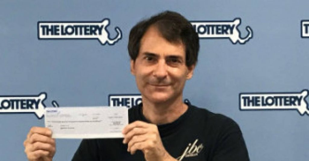 A man wins a million dollar jackpot for the second time in four years |  abroad