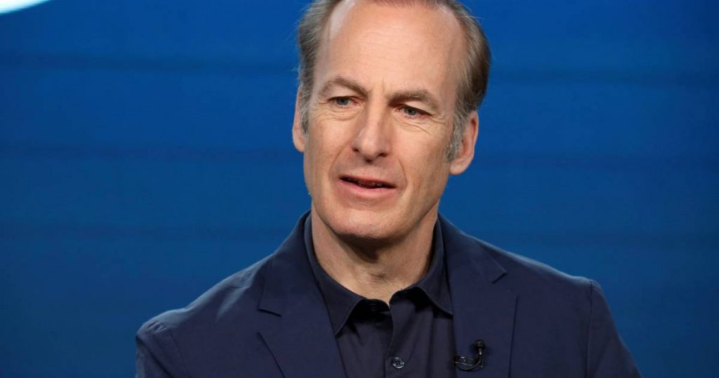 Breaking Bad actor Bob Odenkirk via Twitter: 'Has a little heart attack, but will be back soon'    show