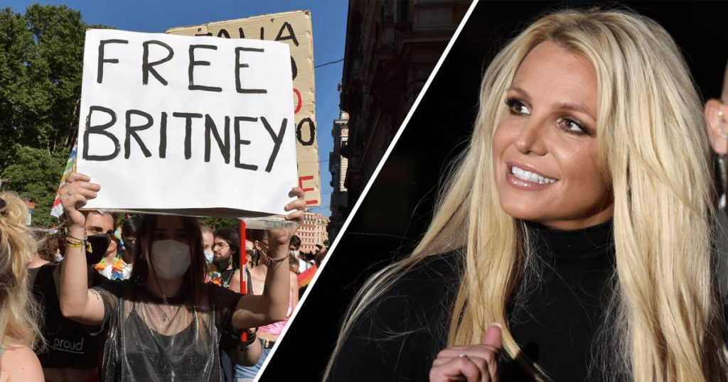 Britney Spears: The father's lawsuit is shocking and crazy    show
