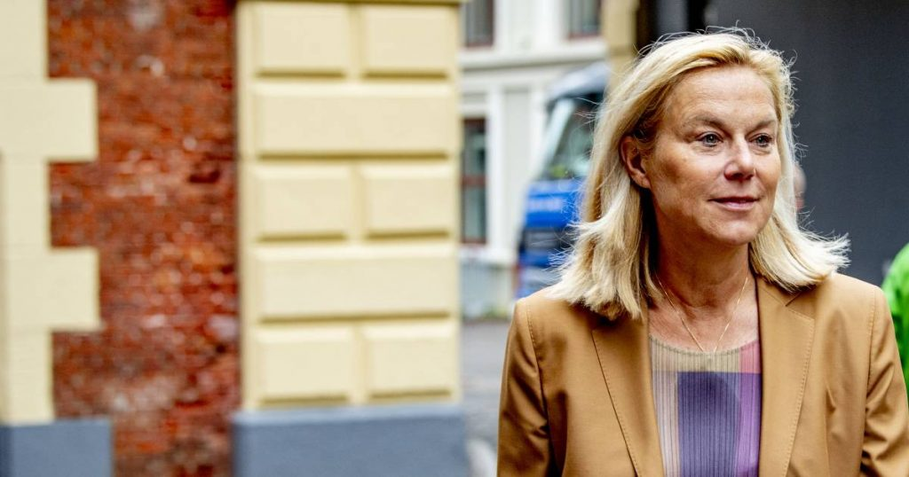 Cage was aware of D66's involvement in the VPRO documentary, and transferred €200 to charity |  Policy