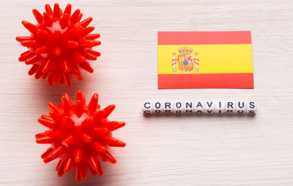 Change of mandatory PCR and antigen test requirements for entry into Spain