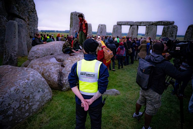 Court draws line through controversial tunnel at Stonehenge