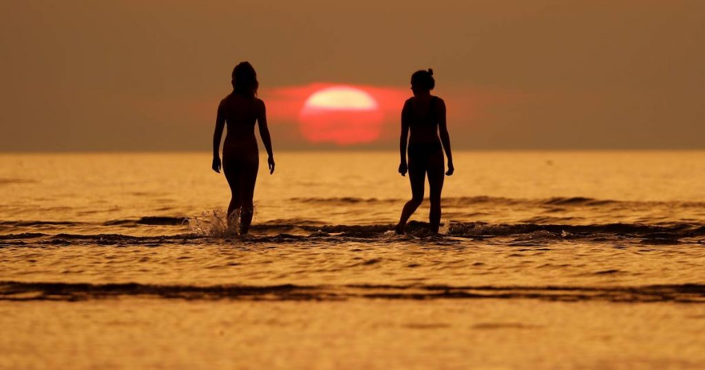 Greece prepares for a heat wave of up to 43 degrees    abroad