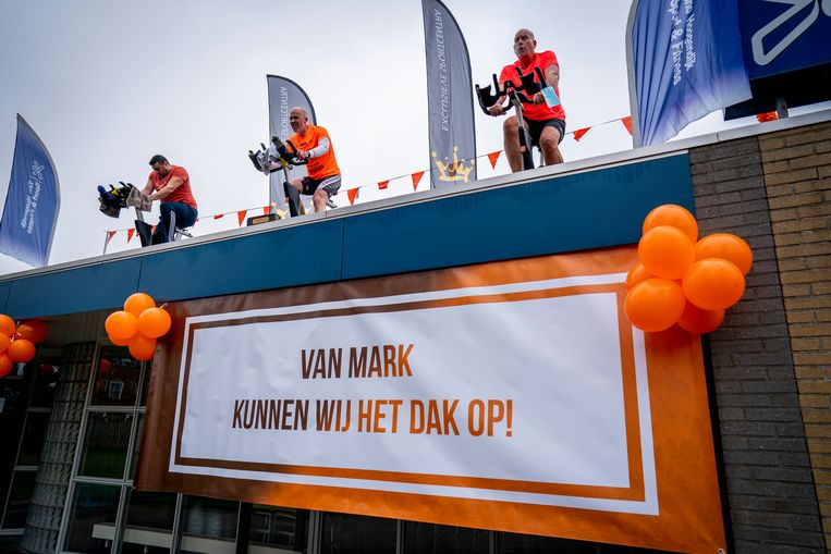 Gyms: Van Rutte We can go up on the roof