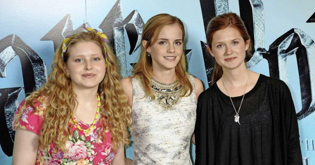 Harry Potter actress Jesse Cave: 'Invisible when I gained a few kilos'    stars