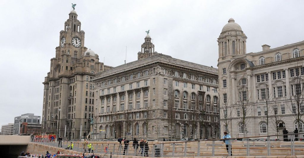 Liverpool's historic ports removed from the World Heritage List قائمة