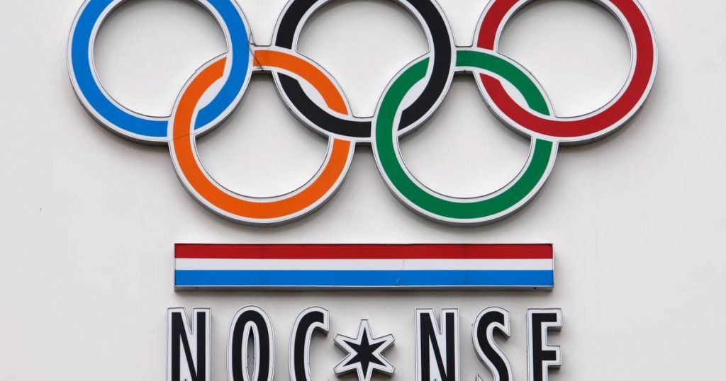NOC * NSF wants the IOC to take a leading role in vaccinating athletes |  the Olympics
