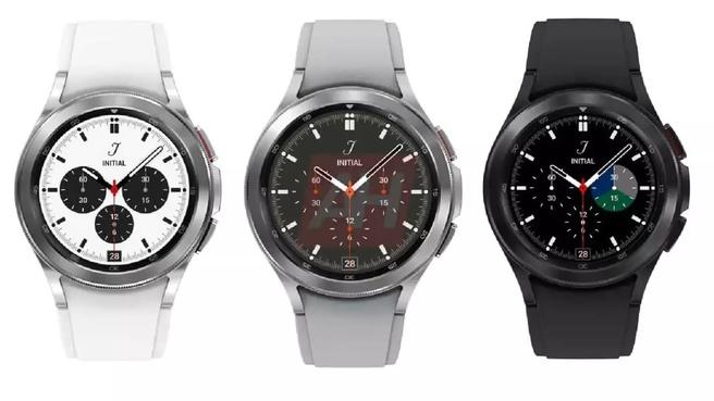 Samsung Galaxy Watch4 Classic showcased via Android Headlines