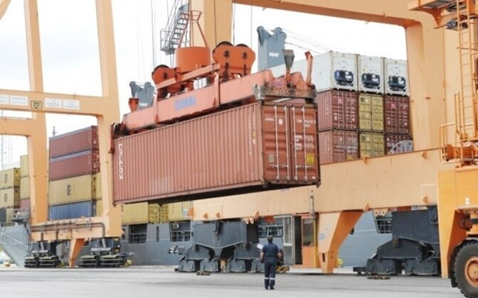 Statistics: Imports and exports halved year-on-year to May