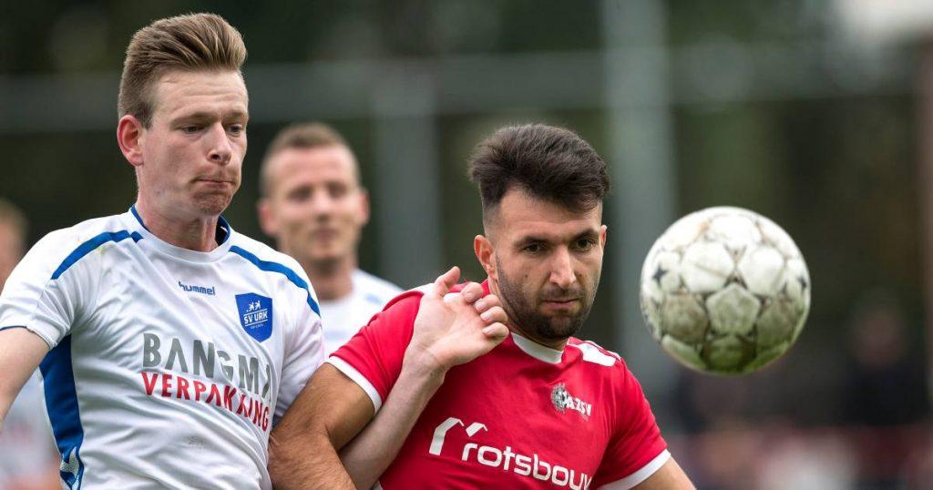 Strikers Koray Arslan and Fabian Mensah leave AZSV |  sport