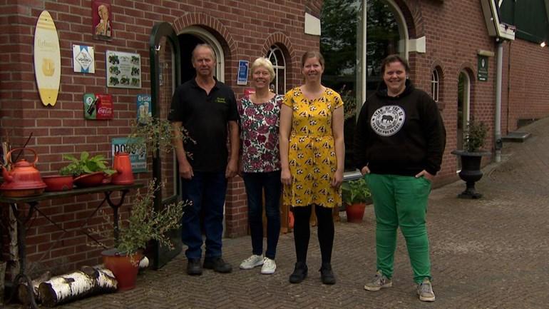 De familie Ruesink. Foto: Omroep Gelderland
