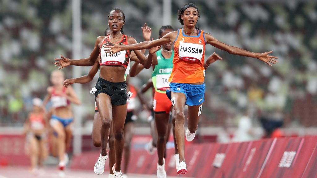 Tokyo 2020 |  Sivan Hassan simply to the end of the 5,000m, mixed relay too