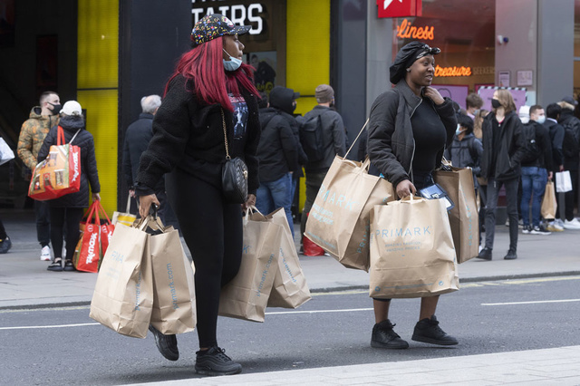 UK Inflation Is Rising Too - Finance