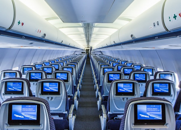 United to equip all aircraft with entertainment screens