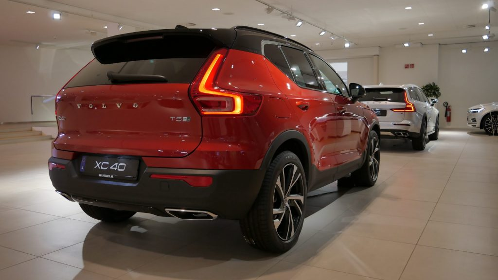 Volvo has the best half year in history