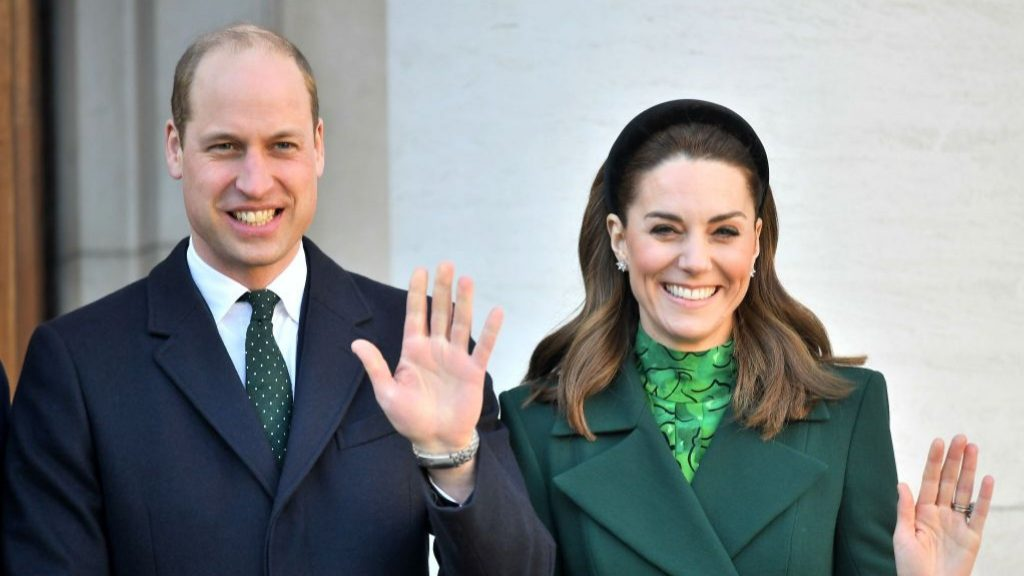 William and Kate deployed to hold Scotland in the United Kingdom