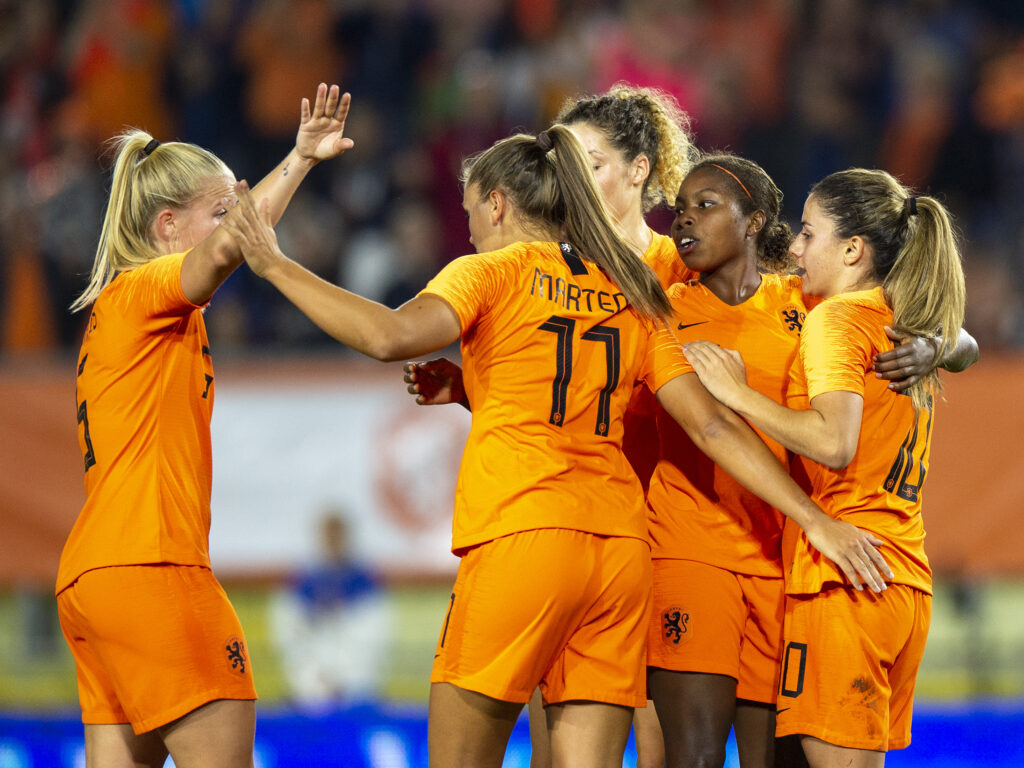 Who are the Dutch who will participate in the Olympic Games on July 21?