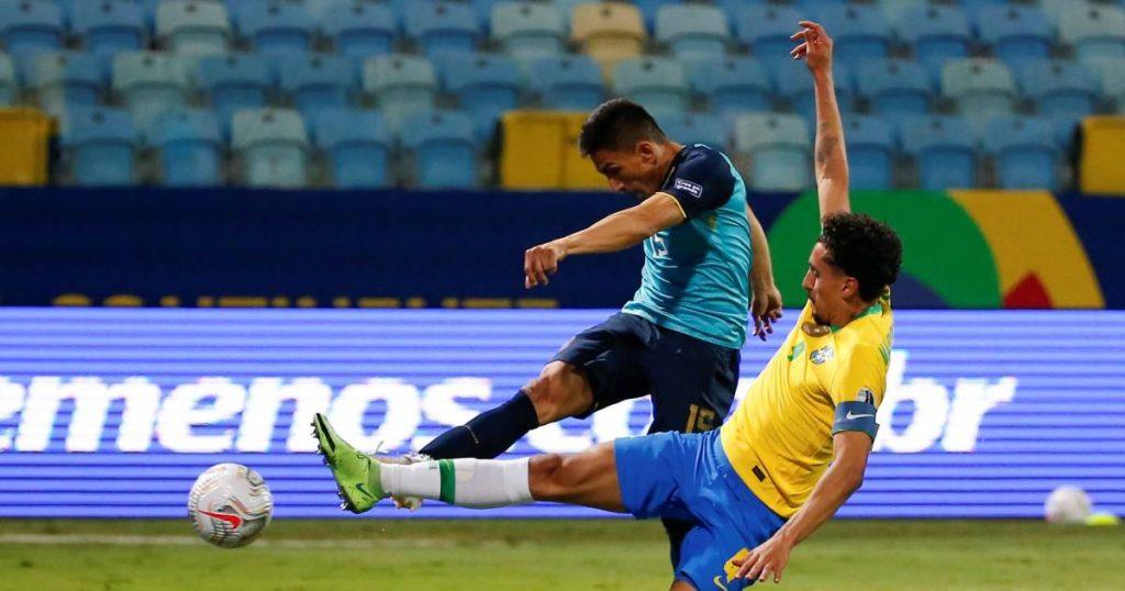Ecuador ends Brazil's long winning streak |  foreign football