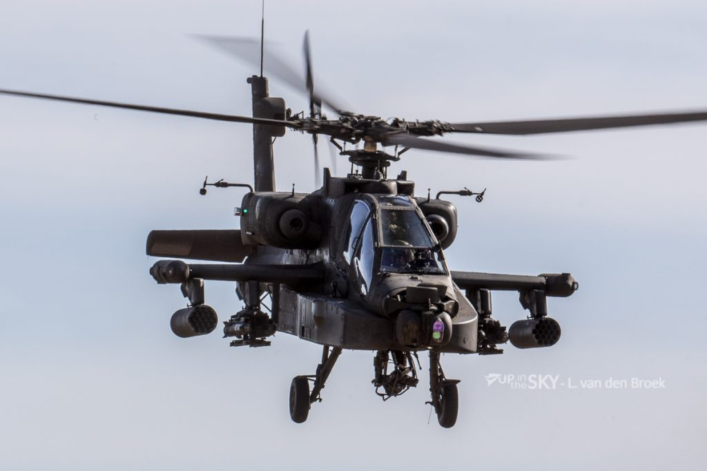 America's first Dutch Apache for production