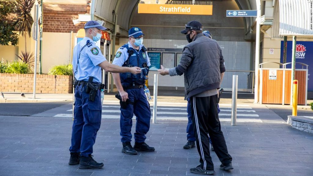 More soldiers are being recruited to enforce Sydney government restrictions as cases increase
