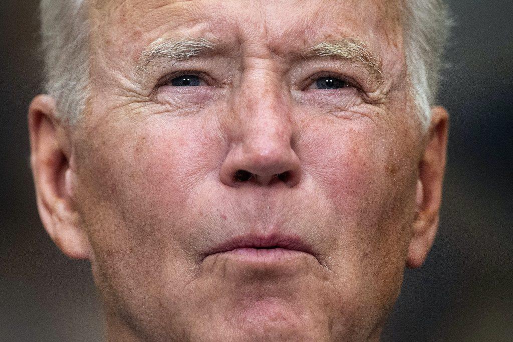 President Biden sends a double message