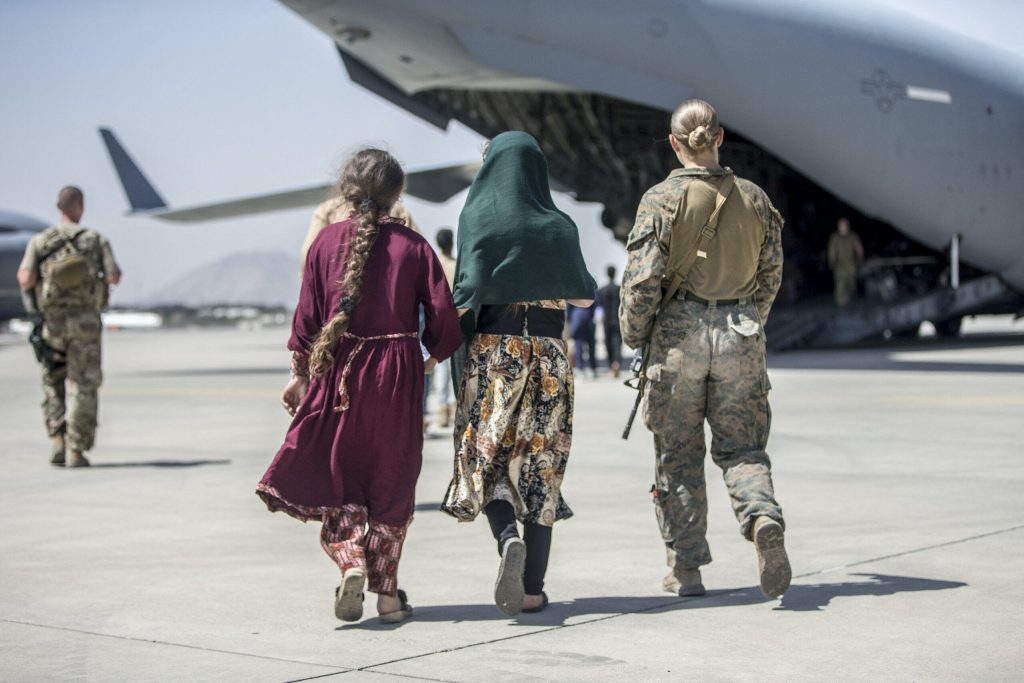 Biden did not expand US presence in Afghanistan