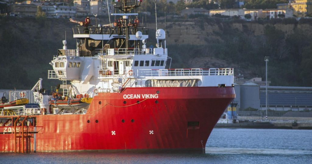 Aid agency: More than 700 migrants rescued in the Mediterranean |  abroad